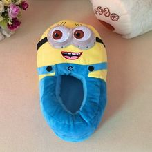 Wholesale new design Indoor foam shoes Slippers cute Cartoon shape Plush house warm EVA winter shoes