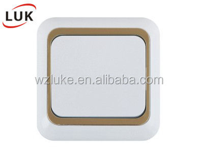 good look electric switch european light switch abs material good price wall switch