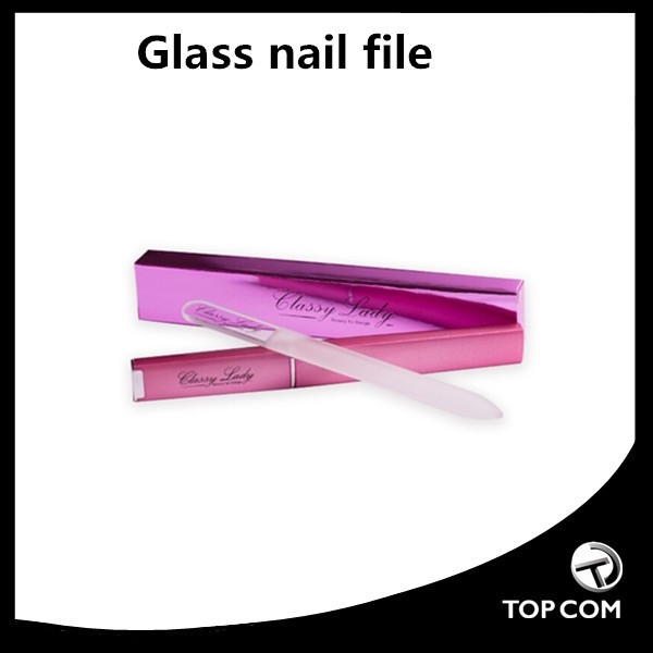 scholl nail care Double sided and easy to use ASP Crystal Nail File