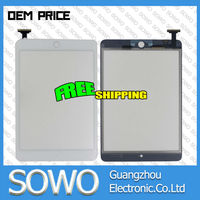 Replacement for iPad Mini 1/2 Front Glass Touch Screen Digitizer Glass
