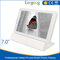 "China Cheapest Pc Tablet 3g Wifi Bluetooth GPS Dual-Core 7"" Android Tablet PC"