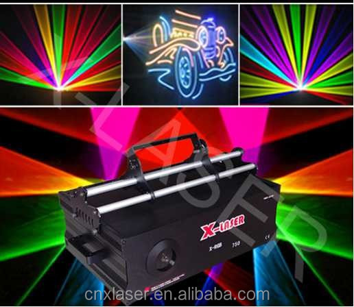 8W RGB full color pro-DJ stage effect light Animation laser light,mini rgb laser dj disco party stage/latest music system