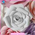 Fashionable and High quality foam rose wreath for fashion show