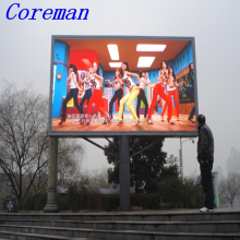 Coreman HD RGB 3IN1 p10 led display 32x16 high brightness P10 P12 P16