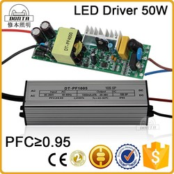 IP65 waterproof pfc constant led driver 1500ma 10 in Series 5 in Parallel