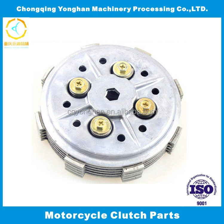 OEM QUANLITY JIANSHE125 / YBR125 motorcycle clutch housing