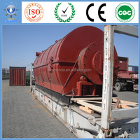 Xinda Energy Top technical pyrolysis leading supplier pyrolysis plastic oil refining