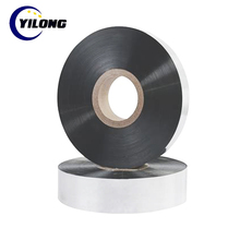silver laminating pet laminated aluminium foil film <strong>roll</strong>