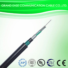 GYTA53 optical fiber stranded loose tube 24 core optical fiber cable