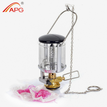 APG Mini Portable Camping Gas Lantern Lamp