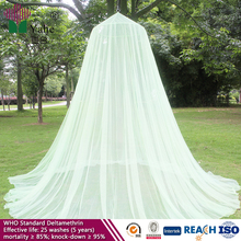 China supplier hanging circular decorative canopy bed mosquito net for an adult