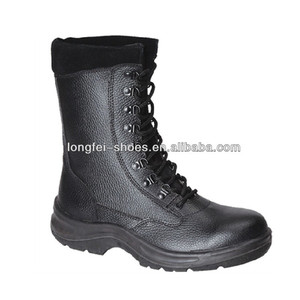good quality china pu sole high cut paratrooper army boots