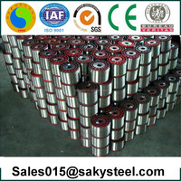Saky Steel Best 304 ss wire rope Price