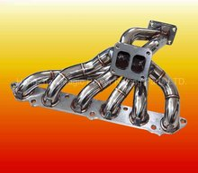 Turbo Exhaust Manifold T4 for TOYOTA 86-93 SUPRA 7MGTE