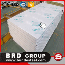 Soundproof Polyurethane Insulated Sandwich Panels For Sale