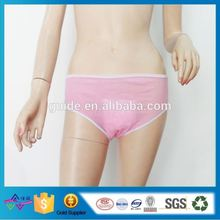 Biodegradable One Manufacturer Oem DisposabUse Panty Medical Care Maternal Postpartum Pants Disposable Panties With Sanitary Pad
