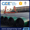 API 5CT steel water well and oil well casing pipe