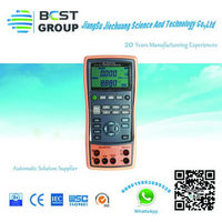hand hold multifunctional process calibrator