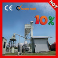 Four-class sealing protection ready mix 120cbm/h soil cement mixing plant