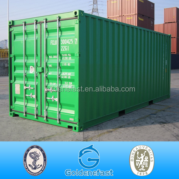ISO high quality shipping container for housing 40ft shipping container price
