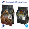 Wholesale dried food packaging bag nut bag with side gusset