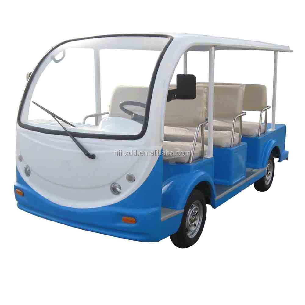 High Quality Electric Traveling Bus for sale