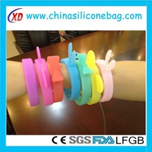Cheap Promotion Gift Silicone Band/Glow in Dark Silicone Band,Glow in dark Silicone Wristband