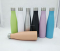 18/8 double wall stainless steel sports water bottle,cola bottle
