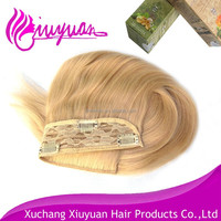 Clip in hair extension for black women wholesale african american hair products