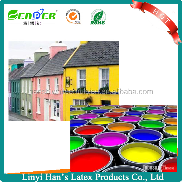 Best stain & dirt resistance colors exterior house paint spary wall paint