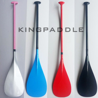 Best Selling Outrigger Canoe paddle Bent Shaft OC Paddle