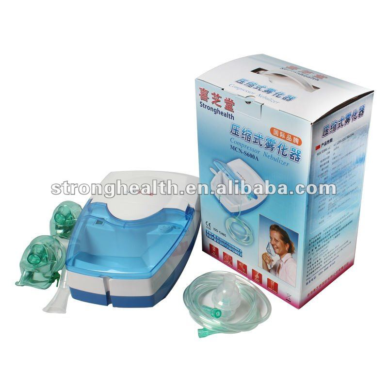 plastic medical asthma inhaler