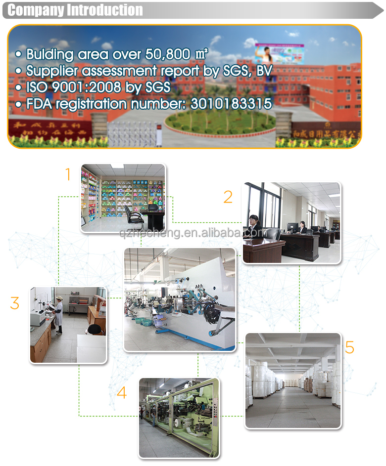 Waterproof maxi pads sanitary napkins production machine