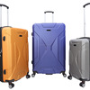 RS170301 3pcs Abs Expandable Trolley Case
