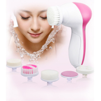 Personal Facial & body skin cleaning machine brush massager