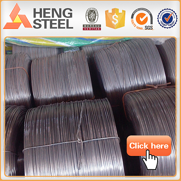 Steel wire made from high carbon steel 82b