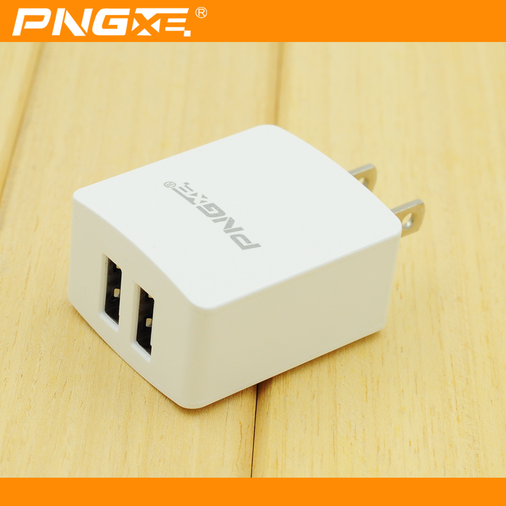 wholesale high speed 5v 3a dual micro usb wall travel home universal mobile phone charger