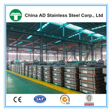 Grade 420J1 hot/cold rolled steel coil/sheet 400 series stainless steel