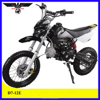 electric start gas dirt bike (D7-12E) with CE