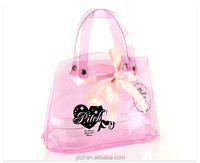 Shenzhen YCD Tote Handbags Online Import China Goods Pink PVC Mermaid Baby Bag