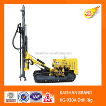 KaiShan KG920A Crawler rig/manual drilling equipment