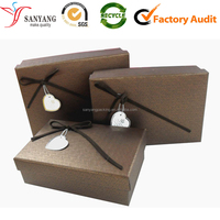 2016 luxury shoe box design for sale / garment suit boxes / suit shipping box