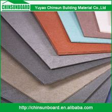 Superior Materials Moderate Price Waterproof Fireproof 4X8Ft Fireproof Waterproof Flexible Cement Fiber Siding/Shera Board