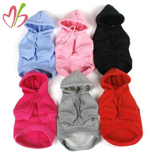 2018 Pet Puppy Dog Coat Hoodie Sweater dog Costume wholesale