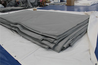 plastic hot pvc bed cover for tent/pe pickup truck accessories/quantity pick up truck bed cover for sale