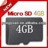 low price micro SD card 1GB/2GB/4GB