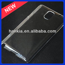 The Newest High Quality PC Clear Case for Samsung Galaxy Note 3 Case