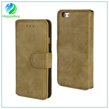 Popular and beautiful new leather cell phone case for iphone5/5S,6/6s/6 plus,7/7 plus with best quality and unique caed slot