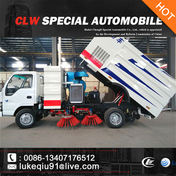 hot selling sweeper truck for sales