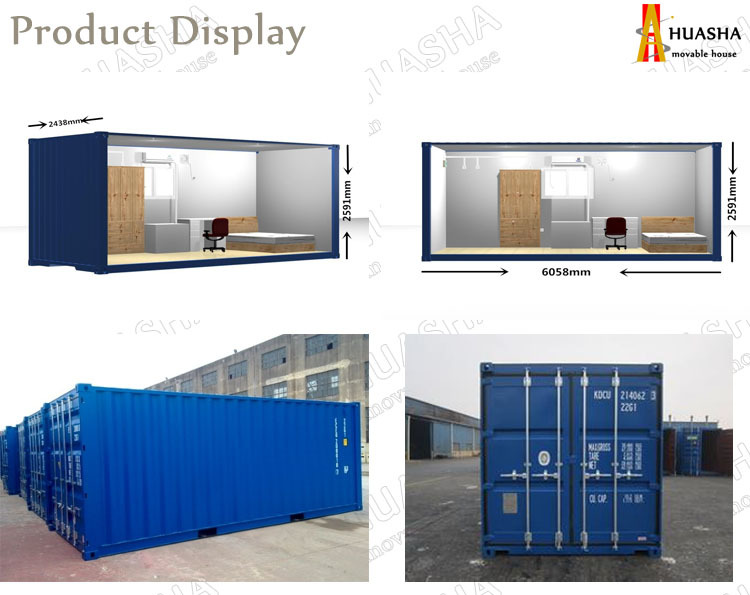 20ft high quality cheap shipping container used for sale